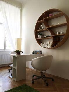 Studio Feng Shui, Corner Desk, Studios, Furniture, Home Decor, Corner Table, Decoration Home, Room Decor, Home Furnishings