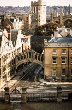 Oxford, England (1982) by alh1