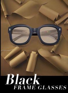 Ozeal Black frame glasses #eyewear #eyeglasses