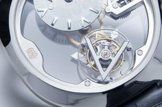 Louis Vuitton's New Poinçon de Genève Watch: is an exciting new phase for Louis Vuitton watchmaking | Discover more: http://designlimitededition.com/