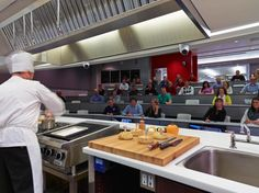 Best Culinary School Images  Architecture Kitchens School  Culinary Arts Classroom