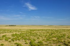 From Mount Sunflower one can easily see the eastern border of Colorado.