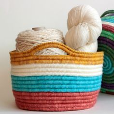 coiled basket kit