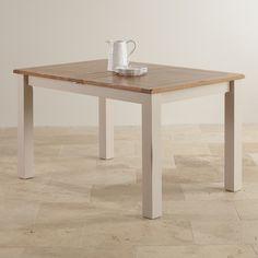 Oak Furnitureland Outlet table - Kemble