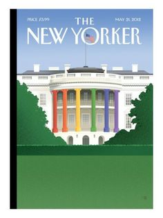 The New Yorker Cover - May 21, 2012