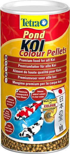Tetra Pond Koi Colour Pellets,1 l