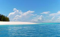 Mnemba Island, Zanzibar.