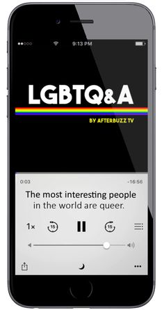 Get to know the LGBTQ community -- all races, genders, sexualities, and everyone in between. | LGBTQ&A Podcast with Jeffrey Masters