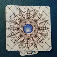 #zentangle #zentangleart #zen#zia#inspiration #drawing #draw #doodle #doodling #abstract #handmade