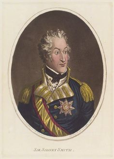 Sir William Sidney Smith ('Sir Sidney Smith')  ca. 1799