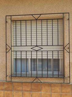 Window Grill Design Modern, Balcony Grill Design, Grill Door Design, Window Design, Front Door Design Wood, Door Gate Design, House Gate Design, House Front Design, Window Bars