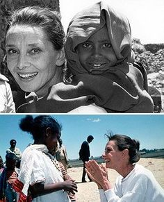 Ethiopia, 1988. Top: Copyright © UNICEF/HQ88-0091/John Isaac. Bottom: Copyright © UNICEF/C29-3/John Isaac.