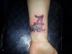 Alabama tattoo