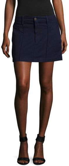Joe's Jeans Women's Blair Denim Mini Skirt. Mini skirt fashions. I'm an affiliate marketer. When you click on a link or buy from the retailer, I earn a commission.