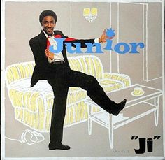 "Junior's debut LP ""Ji"" reached #28 in the UK album charts in 1982"
