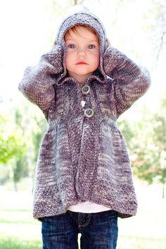 Ravelry: Ridinghood Sweater Pattern pattern by Tina Good