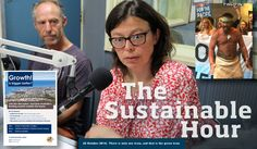 There is only one train, and that is the green train. If you haven't jumped on board yet, the 48th Sustainable Hour on 94.7 The Pulse on 22 October 2014 is for you. It is about things we can all do to save money while at the same time taking personal action on climate change. Guests: Heidi Fog from Balanced Sustainability, an expert in energy audits, Graeme Stockton from Surf Coast Energy Group, organiser of 'Growth! Is Bigger Better' in Torquay on 16 November, and the Pacific Warrior Mika.