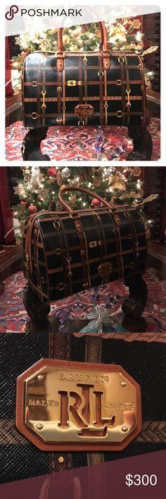 Lauren Ralph Lauren bag Brand new with tag. Never used. 🌺 Lauren Ralph Lauren Bags Satchels