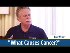 """In this video, cancer researcher Ty Bollinger speaks with Bob Wright, Founder of the AACI (American Anti-Cancer Institute). Bob shares about the causes of cancer and what actually heals cancer. The full interview with Bob Wright is part of """"The Quest For The Cures Continues"""" docu-series. This is a must watch video! Please re-pin to support us on our mission to educate, expose, and eradicate cancer! // The Truth About Cancer <3"""