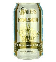 Beers of Europe | Hales Kolsch Can