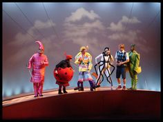 A different spider, James and the Giant Peach