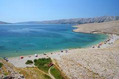 best-beaches-in-croatia-rucica-pag
