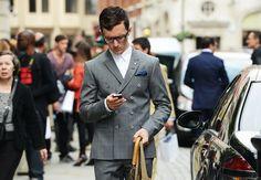 Tommy Ton's Street Style: London