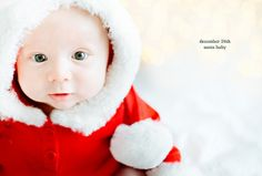 santa baby   baby photography   mandy mayberry