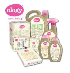 Ology cares about the environment and its products are of good quality.  It's been hard for me to find both of these things together in the past. I'm thrilled to have found a new product that is affordable, works well and smells great from a company that is helping to preserve the planet. This would make a super cute stocking stuffer, especially for little girls and moms!