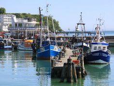 Hafen Sassnitz - Tourismuszentrale Rügen