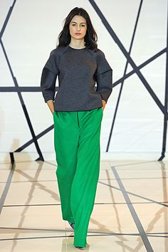 Fashion Week Outfit Fall 2014 - Style Inspiration
