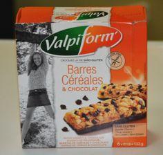Barretes de Cereals. Alergens: Sense Gluten.