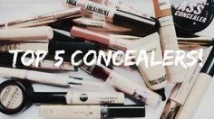 Makeup Over Mind: Top 5 Concealers!