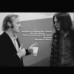 Ambulance Blues - Neil Young and Stephen Stills Crosby Stills & Nash, Stephen Stills, Learn To Play Guitar, Walking In The Rain, Those Were The Days, Free Youtube, Neil Young, Forever Young, My Favorite Music