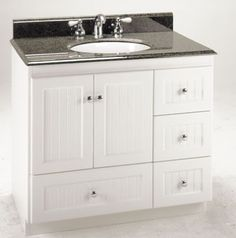 Beau Need Help Picking The Right White Bathroom Vanity? Photos Of White Bathroom  Vanities, White Bathroom Vanity Design Ideas For Helpful How To Articles  And ...