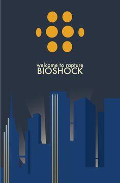 #Bioshock byTrevor Jorgensen