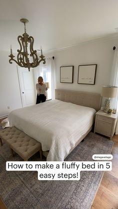 Room Ideas Bedroom, Cozy Bedroom, Home Decor Bedroom, Master Bedroom Furniture Ideas, Adult Bedroom Ideas, Master Bedroom Decorating Ideas, Farmhouse Bedroom Furniture, Farmhouse Bedrooms, Bedroom Country