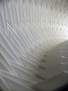 Pleat by Richard Sweeney, via Flickr