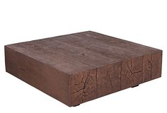 Malcolm Coffee Table, Bronze on OneKingsLane.com