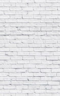 Clean White Brick Wall Mural, custom made to suit your wall size by the UK's for murals. Custom design service and express delivery available. s bedrooms Clean White Brick Wallpaper Mural Brick Wallpaper Mural, White Brick Wallpaper, White Brick Walls, Iphone Background Wallpaper, Brick Wallpaper Iphone, White Brick Background, White Bricks, White Wallpaper For Iphone, White Backround