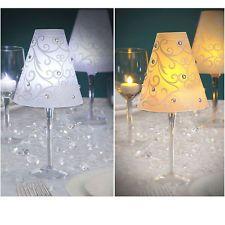 36 WINE GLASS lamp shades