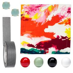 Kate Spade inspired color story