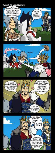 Tales of Valoran #11