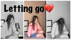 Letting go. why it's hard to say goodbye? Hard To Say Goodbye, Letting Go, Anna, Let It Be, Bag, Youtube, Lets Go, Move Forward, Bags
