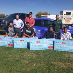 Gracias Valley Toyota Dealers por apoyar nuestro talento local #AZ #localtalent