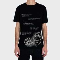 #design #tshirt #clothing #poetry #surrealism #drawing #contemporary #indonesian #story #everything #we