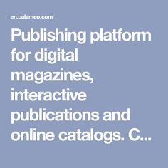 Publishing platform for digital magazines, interactive publications and online catalogs. Convert documents to beautiful publications and share them worldwide. Title: Βιβλίο Γλώσσα Ε΄ Δημοτικού, Author: Marios Mon, Length: 424 pages, Published: Frog Activities, Nursery Activities, Toddler Activities, Jolly Phonics, Books To Read Online, Document, Digital Magazine, Marketing Plan, Free Ebooks