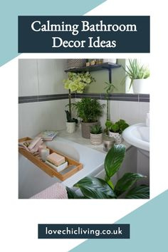 Camping bathroom decor ideas for when you want to bring new life to the bathroom on a budget! In this post, I've included relaxing bathroom colour schemes, relaxing decor ideas on a budget, modern and minimalist bathroom storage ideas, bathroom lighting trends, calming bathroom decor and other cool ideas to help bring a relaxing vibe to a family bathroom. #lovechicliving Family Bathroom, Budget Bathroom, Bathroom Storage, Small Bathroom, Bathrooms, Bathroom Color Schemes, Colour Schemes, Relaxing Bathroom, Minimalist Bathroom