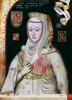 Blanca II (1424-1464), Queen of Navarre (1461-1464) in her own right; though the real power was held by her father. She was a daughter of King Juan II of Aragón and his wife, Queen Blanche I of Navarre. She was The Princess of Asturias (1440-1453) as the wife of Enrique The Prince of Asturias (later King Enrique IV of Castile-León). She had no children.
