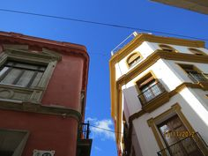 Windows, doorways, courtyards and churches in Seville. Photo courtesy of Ann Thompson.